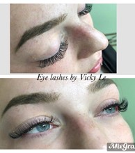 Eyelashes Extensions 04