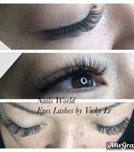 Eyelashes Extensions 05