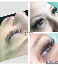 Eyelashes Extensions 06